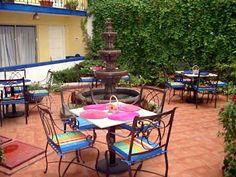 Casa de la Condesa. Mexico