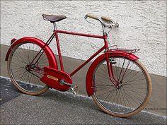 Vélo porteur Motobécane