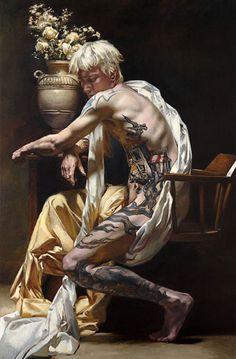 Bilderesultat for Renaissance contemporary art