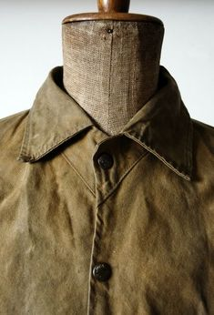 1940s Army duck jacket. Check out Brigette's review of Jack Kerouac's On The Road here: http://chaptersandscenes.wordpress.com/2014/03/17/brigette-reviews-on-the-road/