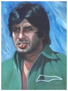 The Kala Patthar look with a difference: Amitabh Bachchan and a bidi Vintage Bollywood, Old Bollywood Movies, Bollywood Actors, Bollywood Celebrities, Pencil Drawing Pictures, Pictures To Draw, Old Movies, Vintage Movies, Old Film Stars