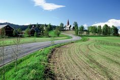 Hedenstad Kirke, Sandsvaer, Buskerud, Norway