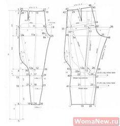 how to make japanese farm pants Costume Patterns, Doll Patterns, Clothing Patterns, Sewing Patterns, Sewing Pants, Sewing Clothes, Mens Fashion Suits, Pants Pattern, Pattern Fashion