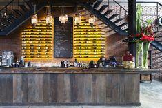 Mama San Restaurant and Bar in Bali
