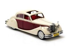 Jaguar Mark V Resin Model Car by Neo 43952 This Jaguar Mark V Resin Model Car is Ivory and Red. It is made by Neo and is scale (approx. Jaguar Models, Diecast Model Cars, Scale Models, Resin, Ivory, Vehicles, Cars, Vehicle