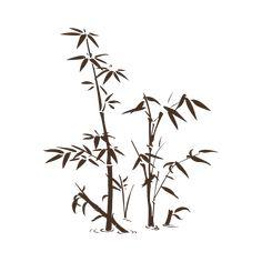 Bambous Decoration, Hair Accessories, Home Decor, Wall Decals, Zen Decorating, Decor, Decorating, Decorations, Interior Design