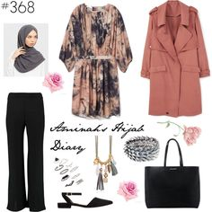 Aminah´s Hijab Diary #hijab #hijabfashion #modest #fashion #look #style #outfit #ootd #germany #muslimah #mango
