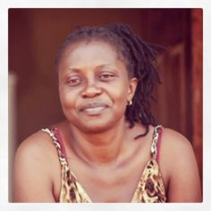 INSPI(RED): Meet Connie. She lost three children to AIDS before treatment was available in her home country of Zambia. In 2012 she gave birth to a baby girl. Here's to an AIDS FREE GENERATION. #endofAIDS