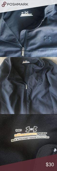 UA Women's Jacket No sign of wear. In excellent condition. Light jacket. Under Armour Jackets & Coats