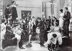 for the piano-party scene (the 1920s-Berlin jazz party by april-mo, via Flickr)