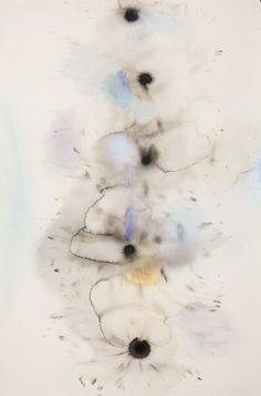 """dance of joy"" 2013 kishikaa artist melissa mladin lowgren mixed media on paper 800x1200mm"