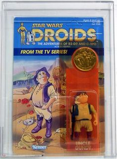 droids uncle gundy | Action Figure of the Day: Uncle Gundy (Droids 1985)