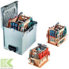 """Tixit L-Boxx """"Woody-Boxx"""" https://www.kirchner24.de/tixit-l-boxx-woody-boxx-81-teilig-nr-16480-81-fuer-montage-und-servicearbeiten/a-30964/"""