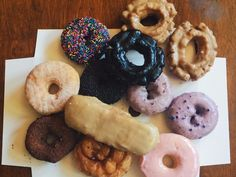 The best doughnut shop in every state