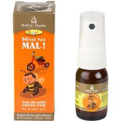 Spray même pas mal ! pour enfant Ravintsara, Chocolate Slim, Propolis, Biologique, Hygiene, Calendula, Lemonade, Drinks, Bottle