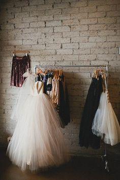 That Tulle dress... | via Ouma