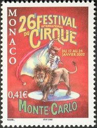 WNS: MC001.02 (26th International Festival of Circus)