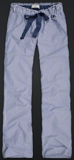 Gilly Hicks pajama pants that I live in when I'm not wearing my Lululemon.