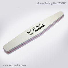 Mosaic Buffing file 120/180