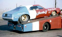 Hayden proffitt the grant rebel sst funny car 1967 amc grant just a car guy late 1960s early 1970s dragsters and the haulers they got rides sciox Images