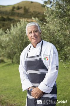 The Grand Maestro and inspirational source of Poderi: Antonio Crisci. Waiheke Island, Chef Jackets, Inspirational, Fashion, Moda, Fashion Styles, Fashion Illustrations
