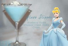 Glass slipper cocktail