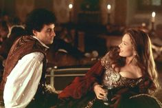 Dangerous Beauty - Publicity still of Rufus Sewell & Catherine McCormack. The image measures 2910 * 1930 pixels and was added on 29 September Catherine Mccormack, Period Movies, Period Dramas, Beauty Movie, Famous Duos, Cinema Tv, First Knight, Rufus Sewell, Fantasy Costumes