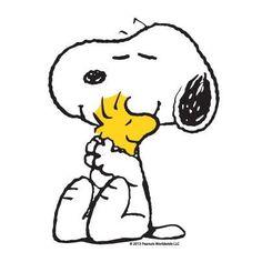 I <3 Snoopy & Woodstock <3