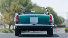 Alfa Romeo 2600 Spider by Touring 1964