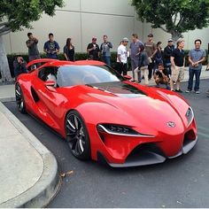 FT-1! Photographer: #toyota #ft1 #concept #amazingcars247