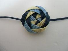 「バッグ」で作り方をマスター!~よろい編み
