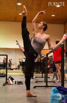 Polina Semionova at the American Ballet Theatre