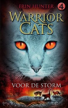 Warrior Cats / 4 Voor de storm