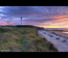 Covesea Beach near Lossiemouth, Scotland