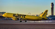 https://flic.kr/p/SNwy5v | N665NK Spirit Airlines 2016 Airbus A321-231 - cn 7045 Howdy (Hola) | Las Vegas - McCarran International Airport (LAS / KLAS) USA - Nevada March 8, 2017 Photo: Tomás Del Coro