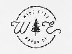 Wide Eyes Stamp