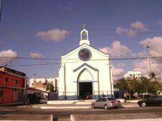 Igreja de Nossa Senhora da Conceição-Periperi-Salvador-Bahia-Brasil
