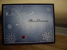 Snow Swirled and Everything Eleanor by catbear99 - Cards and Paper Crafts at Splitcoaststampers