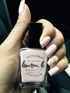 Love love love my Lauren B nail color!! My fav is City of Angels #laurenbbeauty @laurenbbeauty