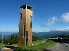 Lookout Tower, Czech Republic, Traveling, Container Houses, Lighthouses, Travel, Bohemia, Outdoor Travel, Tourism