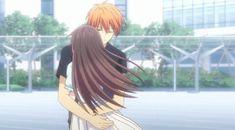 Kyo And Tohru, Tohru Honda, Fruits Basket Anime, Gaara, Shoujo, In This Moment, Seasons, Drawings, Base