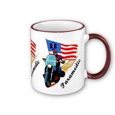 Paramedic Bikers Mug