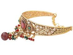 Beautiful Armlets have a special place in Indian tradition and are also worn by Native Americans as well.