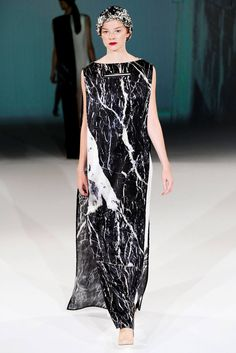 Hussein Chalayan S/S 2013 Collection.