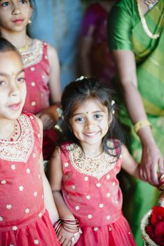 762d8055a4c 12 Great Indian flower girls and ring bearers images