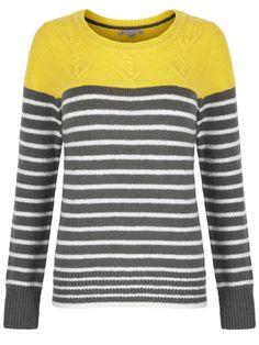 Embellished Sweater - Best Sweaters for Fall 2012 - Harper's BAZAAR