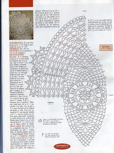 "Photo from album ""Крючок ganchillo artistico Салфетки"" on Yandex. Filet Crochet, Crochet Doily Diagram, Crochet Circles, Crochet Doily Patterns, Crochet Chart, Thread Crochet, Love Crochet, Crochet Lace, Crochet Table Runner"