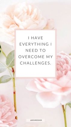 Positive Affirmations For Women | Free Inspirational iPhone Wallpapers