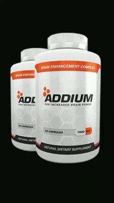 2 Bottles/Months Addium Limitless Pill #Addium