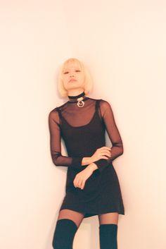 I FLY A STARSHIP - unif: Ness Dress